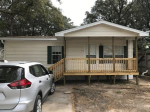 Capri Commons mobile Homes for rent or sale in Fort Walton Beach