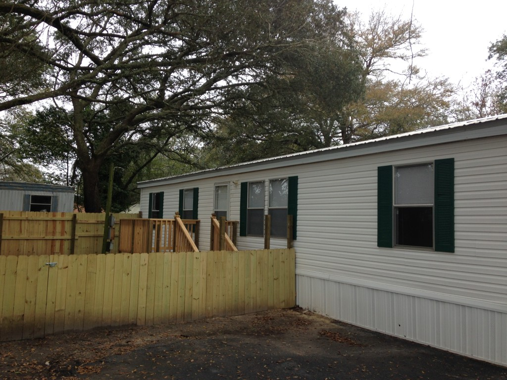 double wide mobile home for rent or sale 908 carlos drive