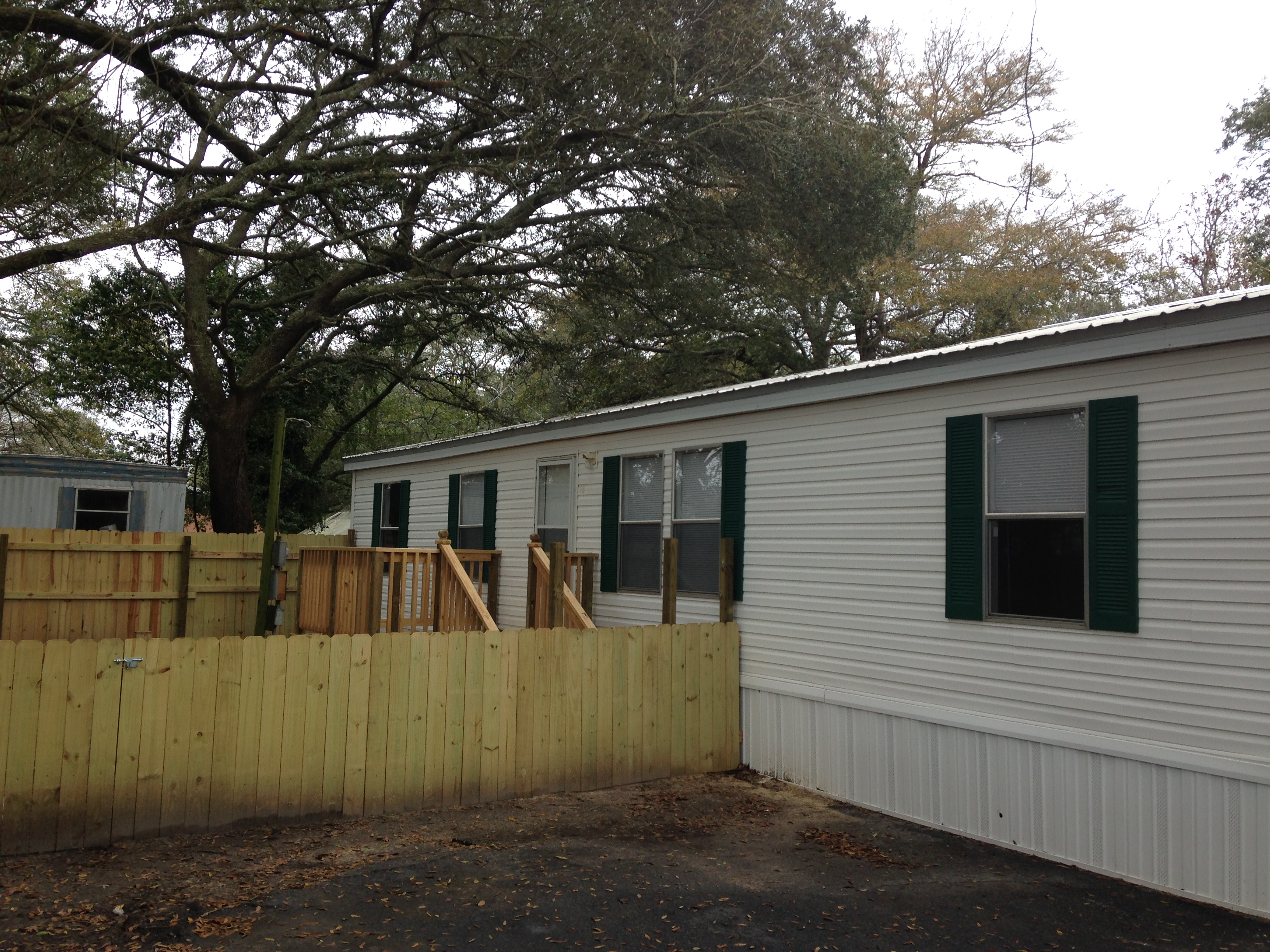 Double Wide Mobile Home For Rent or Sale Carlos Drive Ft